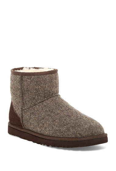 Incaltaminte Barbati UGG Classic Mini Tweed Boot STT