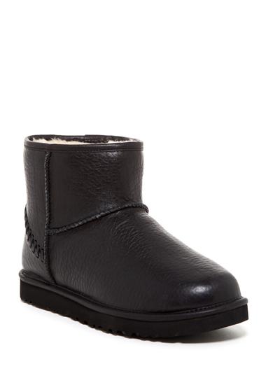 Incaltaminte Barbati UGG Classic Mini Deco Boot BLK