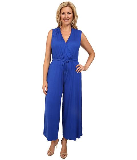 Imbracaminte Femei Culture Phit Plus Size Danielle Wrap Romper Royal
