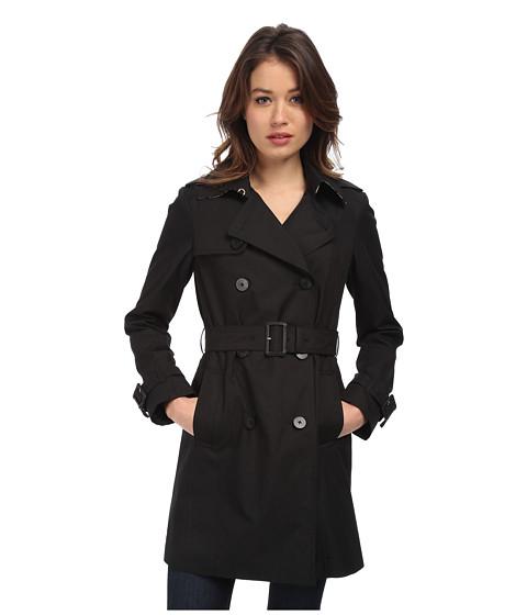 Imbracaminte Femei Diane Von Furstenberg Sandrine Trench Coat Black