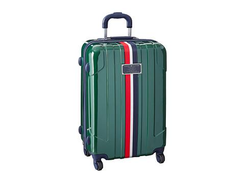 Genti Femei Tommy Hilfiger Lochwood Upright 24quot Suitcase Olive