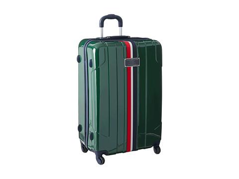 Genti Femei Tommy Hilfiger Lochwood Upright 28quot Suitcase Olive