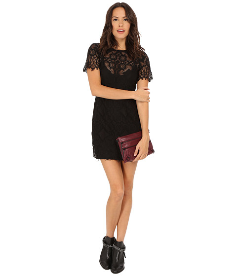 Imbracaminte Femei MINKPINK Lost Lover Two-Piece Mini Dress Black