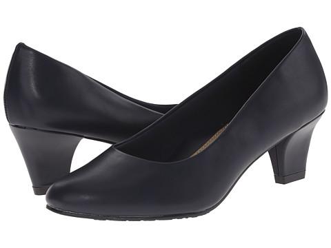 Incaltaminte Femei Soft Style Gail Navy Leather