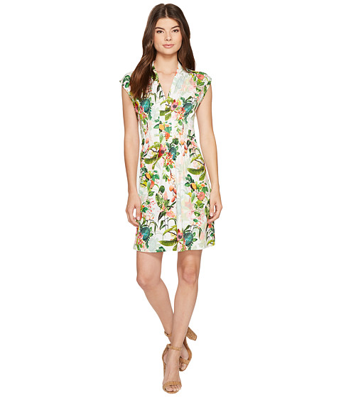 Imbracaminte Femei Catherine Catherine Malandrino Tinka Dress Jungle Floral