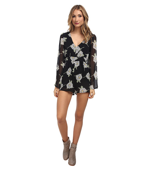 Imbracaminte Femei MINKPINK Oriental Bloom Playsuit Multi