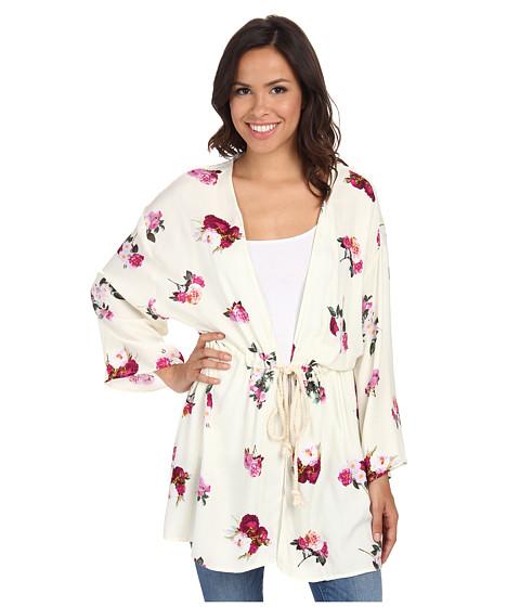 Imbracaminte Femei MINKPINK Pink Petals Kimono Multi