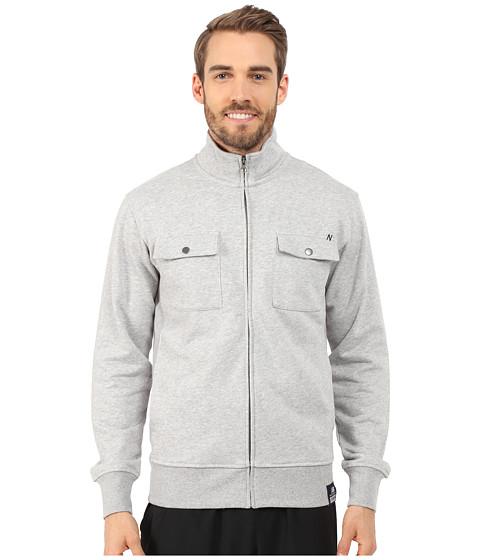 Imbracaminte Barbati New Balance Fleece Jacket Athletic Grey