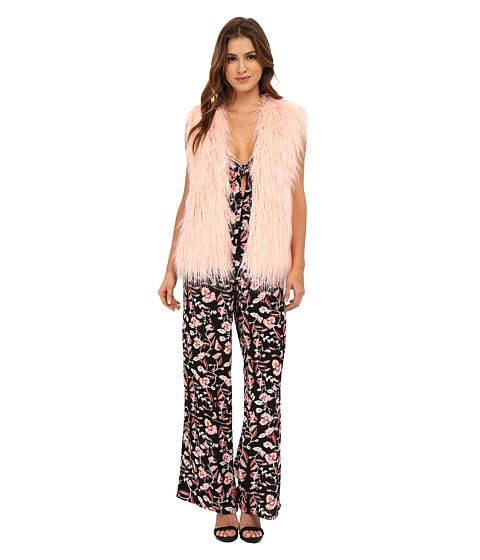 Imbracaminte Femei MINKPINK Pretty in Pink Fur Vest Pale Pink