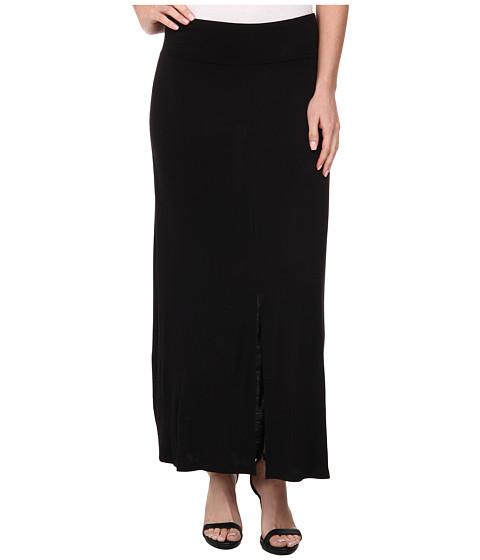 Imbracaminte Femei kensie Lightweight Viscose Spandex Skirt KS4K6145 Black