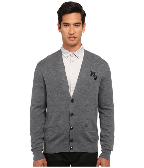 Imbracaminte Barbati Marc by Marc Jacobs School Sweater Lead Melange