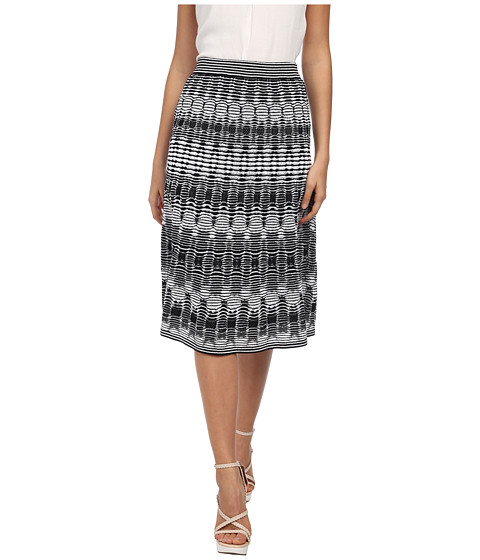 Imbracaminte Femei Missoni Tie-Dye Open Knit Skirt Black