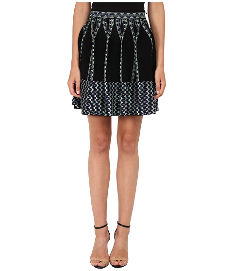 Imbracaminte Femei Missoni Graphic Vertical Skirt Violet
