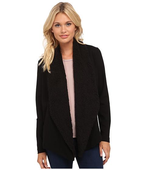 Imbracaminte Femei kensie Ponte Jacket KS8K2217 Black