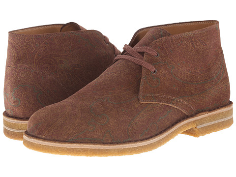 Incaltaminte Barbati Etro Chukka Boot Brown