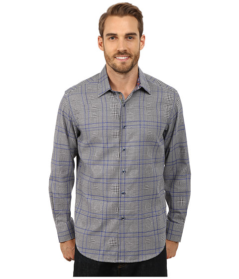 Imbracaminte Barbati Robert Graham London Eye Long Sleeve Woven Shirt Blue