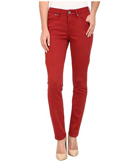 Imbracaminte Femei Jag Jeans Janette Mid Rise Slim Knit Denim in Cayenne Cayenne