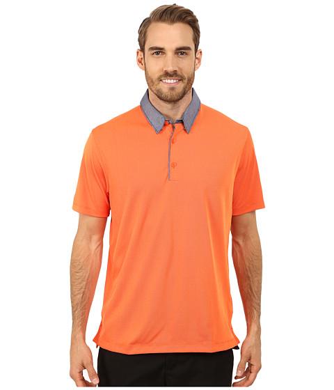 Imbracaminte Barbati Nike Transition Chambray Polo Electro OrangeTotal OrangeAnthracite