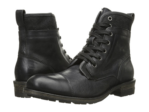 Incaltaminte Barbati John Varvatos Lincoln Tahoe Boot Black
