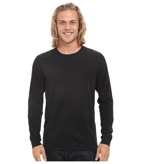Imbracaminte Barbati Hurley Staple Dri-Fit Long Sleeve Black