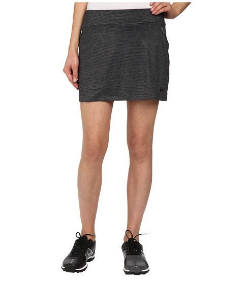 Imbracaminte Femei Nike Printed Flight Skort Dark GreyBlackBlack