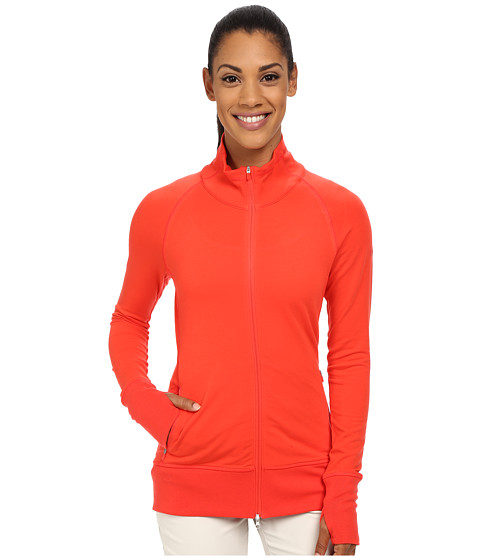 Imbracaminte Femei Nike Bunker Full Zip Jacket Light CrimsonEmber GlowLight Crimson