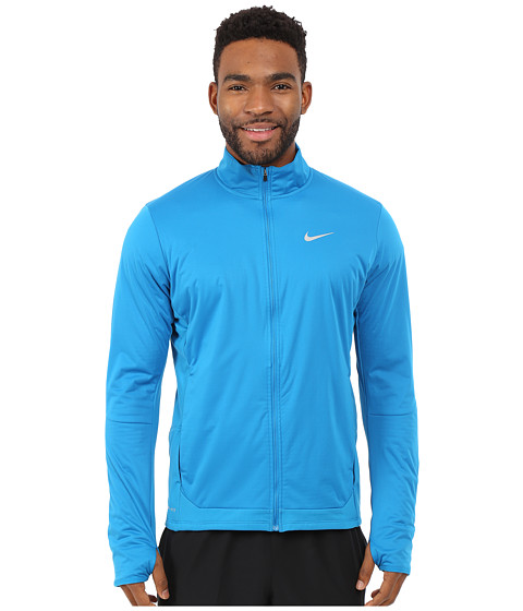 Imbracaminte Barbati Nike Shield Full-Zip Jacket Imperial BlueReflective Silver