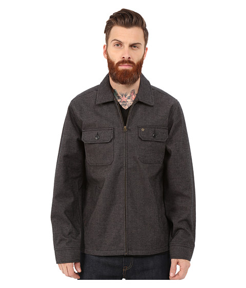 Imbracaminte Barbati Obey Sinclair Jacket Charcoal Multi