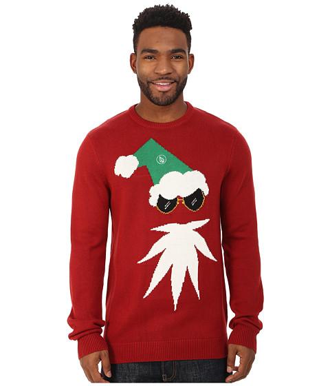 Imbracaminte Barbati Volcom Xmas 2 Sweater Deep Red