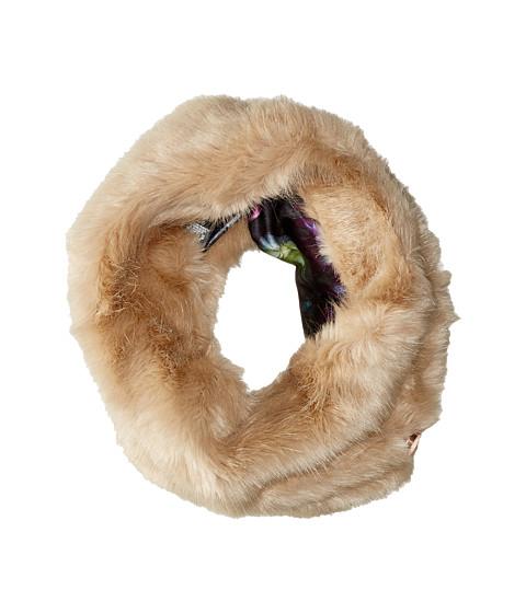 Accesorii Femei Ted Baker Shayla Faux Fur Snood Beige