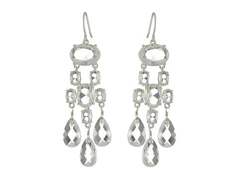 Bijuterii Femei LAUREN Ralph Lauren Faceted Stones Chandelier Earrings Blue