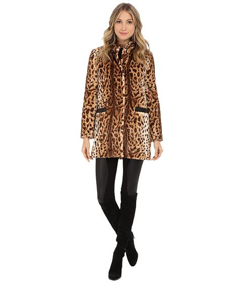 Imbracaminte Femei Via Spiga Jaguar Faux Fur Coat Jaguar