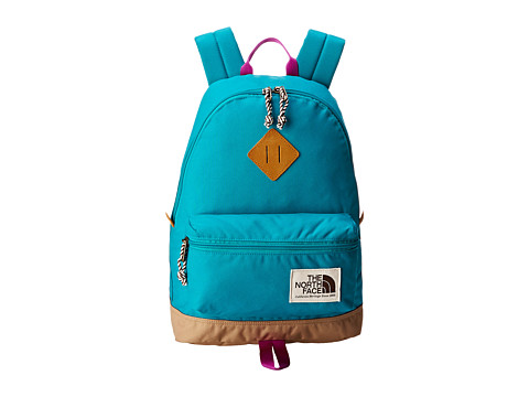Genti Femei The North Face Mini Berkeley (Big Kid) Kokomo GreenMagic Magenta