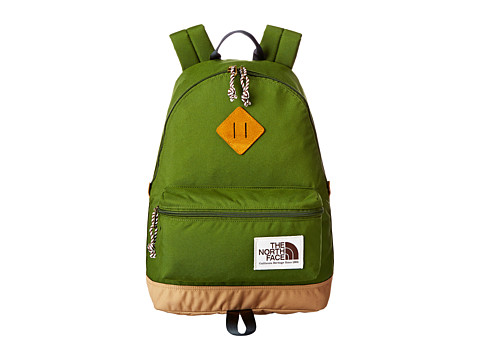 Genti Femei The North Face Mini Berkeley (Big Kid) Scallion GreenAsphalt Grey