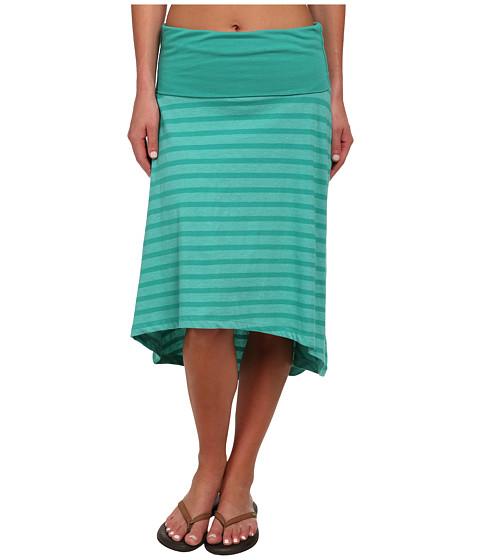 Imbracaminte Femei Aventura Clothing Kaysen Hi-Lo Skirt Alhambra Green