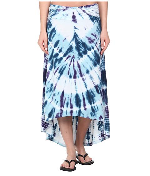 Imbracaminte Femei Aventura Clothing Liliana Hi-Lo Skirt Parisian Blue