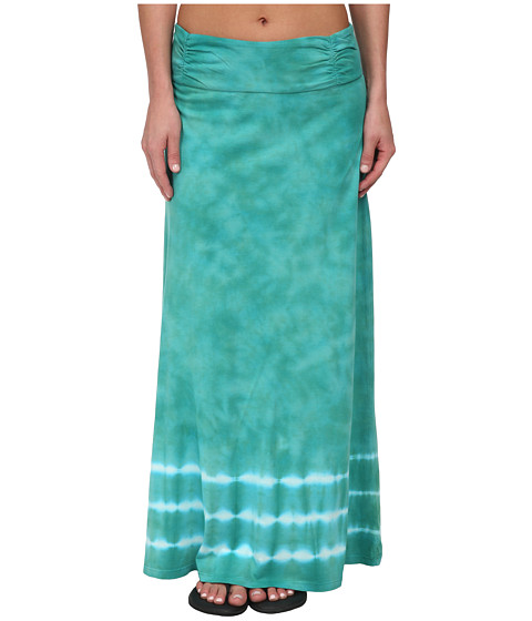 Imbracaminte Femei Aventura Clothing Tyra Maxi Skirt Alhambra Green