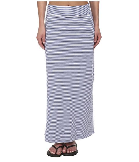 Imbracaminte Femei Carve Designs Aloha Maxi Skirt Azure Tropez
