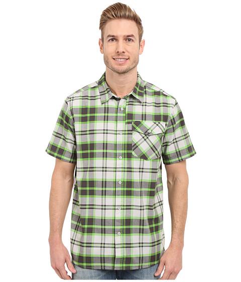 Imbracaminte Barbati Mountain Hardwear Drummondtrade SS Shirt Cyber Green