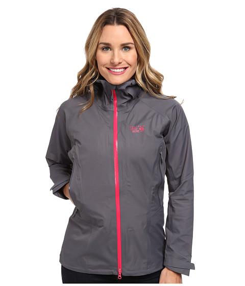 Imbracaminte Femei Mountain Hardwear Torsuntrade Jacket GraphiteBright Rose