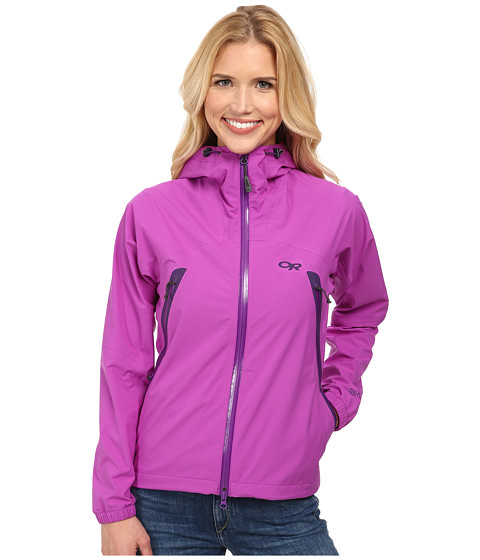 Imbracaminte Femei Outdoor Research Allout Hooded Jacket Ultraviolet