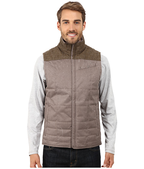 Imbracaminte Barbati Royal Robbins Field Zip Vest Taupe