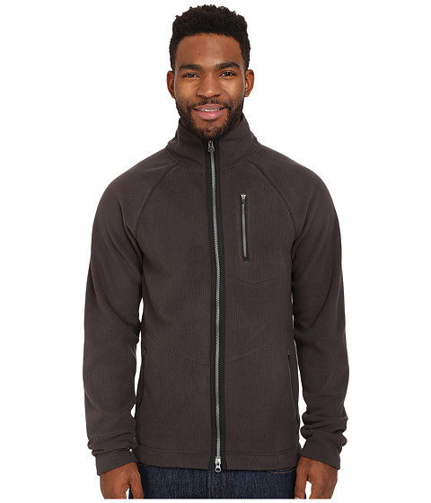 Imbracaminte Barbati Royal Robbins Gunnison Full Zip Charcoal