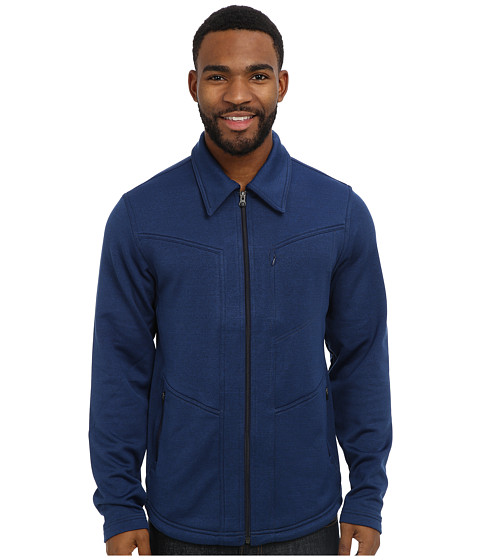 Imbracaminte Barbati Royal Robbins Reflex Zip Up Deep Blue Moon
