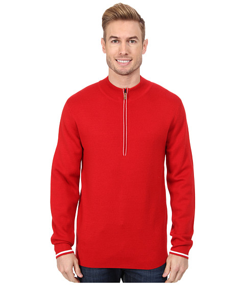 Imbracaminte Barbati Obermeyer Matterhorn 12 Zip True Red