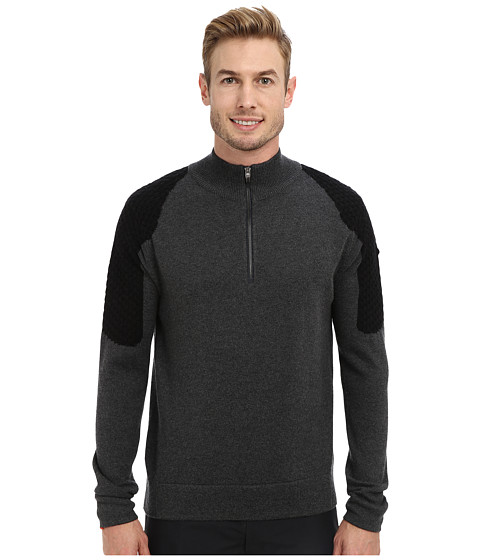 Imbracaminte Barbati Spyder Icon Sweater SlateBlackSlate