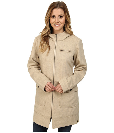 Imbracaminte Femei Carve Designs Whistler Jacket Oatmeal