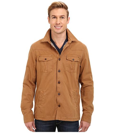 Imbracaminte Barbati Ecoths Davidson Jacket Tobacco Brown