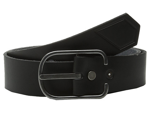 Accesorii Barbati Volcom Hitch Leather Belt Black