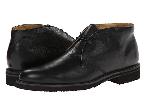 Incaltaminte Barbati Frye Jim Chukka Black Soft Vintage Leather